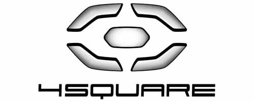 logo marque 4square moto