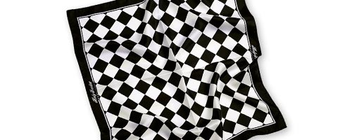 tour de cou moto foulard