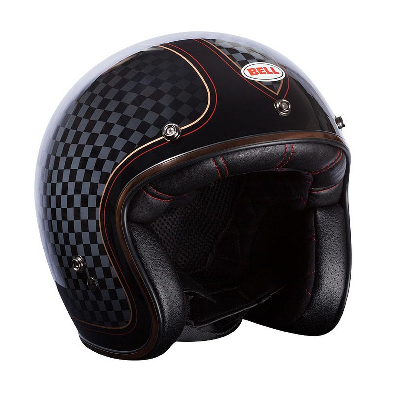 casques moto bell helmets jet int gral route homologu ce. Black Bedroom Furniture Sets. Home Design Ideas