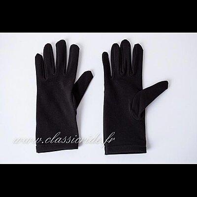 Sous gants en soie