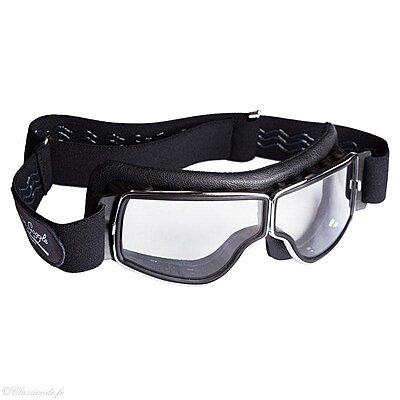 Lunettes Aviator Goggle T3 Chrome Noir
