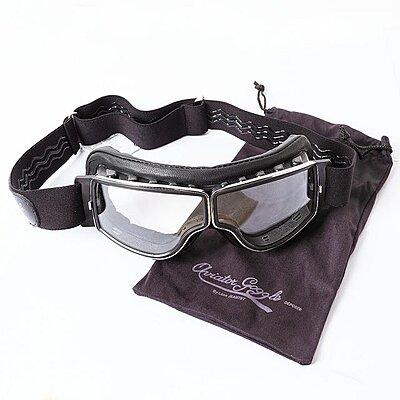 ec1c33a89cfc8 Lunettes Aviator Goggle - Masque Moto Aviateur Vintage