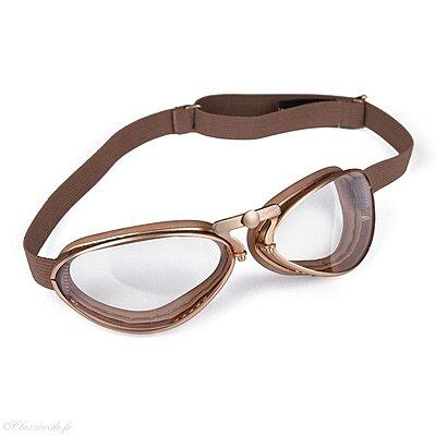 Aviator Goggle 4600 Doré Pneu