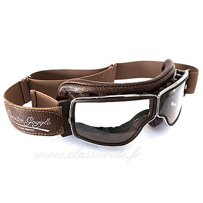 3c2bb841152 Lunettes Aviator Goggle - Masque Moto Aviateur Vintage