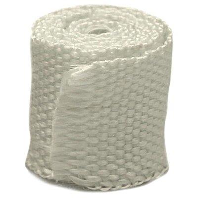 Bande thermique Acousta-fil 7,5 m 550°C blanc