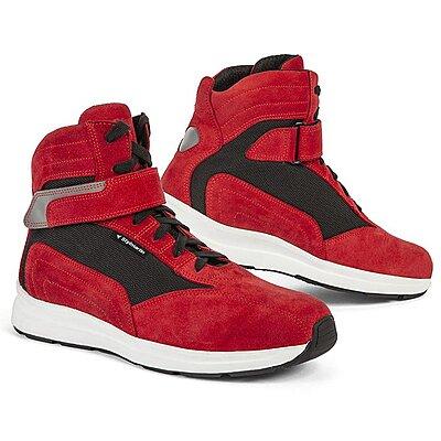 Baskets Stylmartin Audax noir rouge