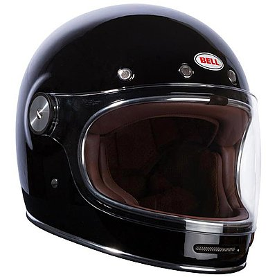 Casque Bell Bullitt DLX Gloss Black