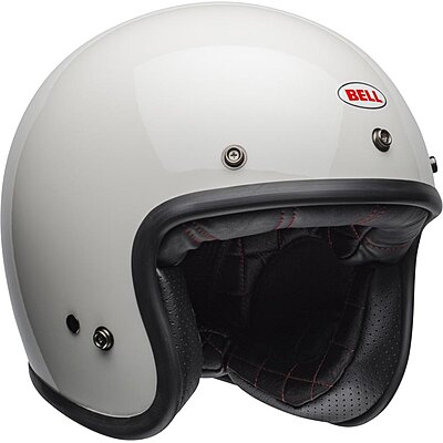 Casque Bell Custom 500 Vintage White
