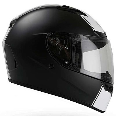 Casque BELL Qualifier DLX MIPS Rally matte black white