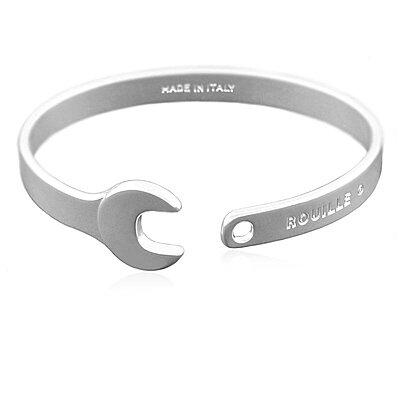 Bracelet Rouille Heritage Shiny Silver
