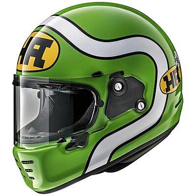 Casque Arai Concept X HA Green