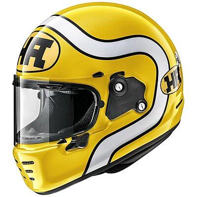 Casque Arai Concept X HA Yellow