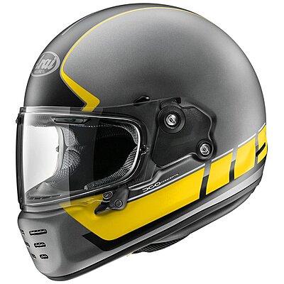 Casque Arai Concept X Speedblock Yellow