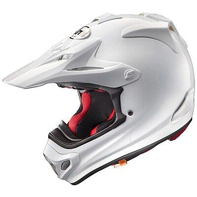 Casque Arai MX V White