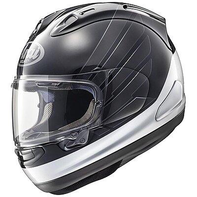 Casque Arai RX7 V Honda CB black