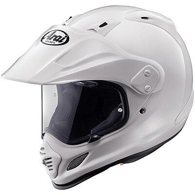 Casque Arai Tour X4 Diamond white, blanc brillant