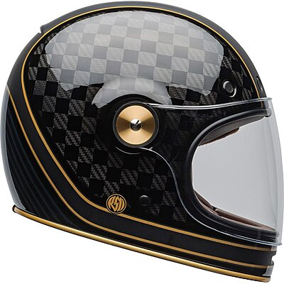 Casque Bell Bullitt Carbon RSD Check It Black