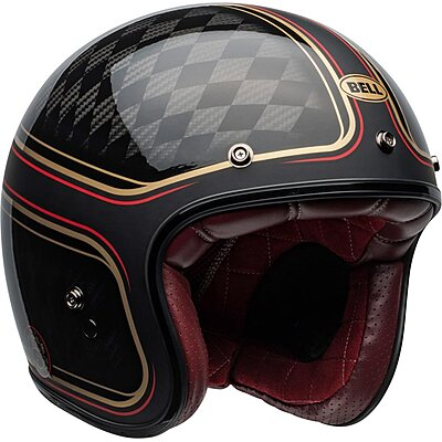 Casque Bell Custom 500 Carbon RSD Checkmate
