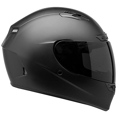 Casque BELL Qualifier DLX matte black Blackout