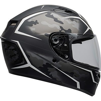 Casque BELL Qualifier Stealth camo black white