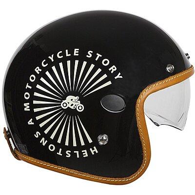 Casque Helstons Sun Helmet Carbone noir