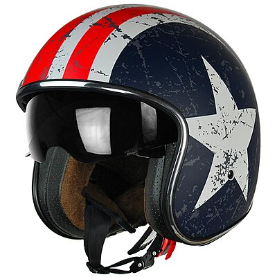 Casque Origine Sprint Rebel Star Mat