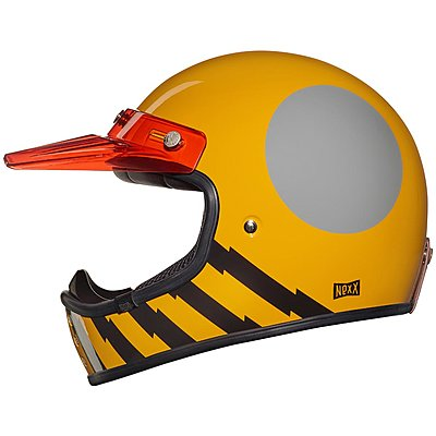 Casque Nexx XG200 Tracker yellow