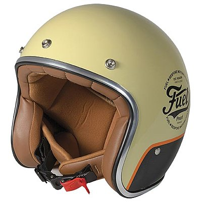 Casque Stormer Pearl fuel pearly glossy