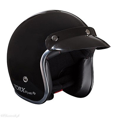 Casque Torx Wyatt Shiny Black