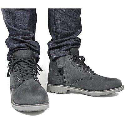 Chaussures Harisson Custer Commando noir