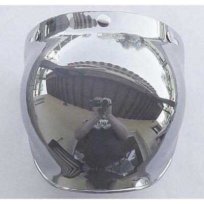 Ecran Bell Bubble Miroir Argent pour Custom 500