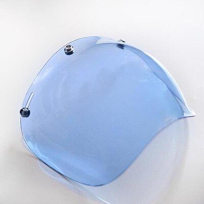 Ecran Bubble Bleu pour casque Stormer Pearl