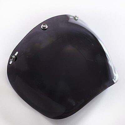 Ecran Bubble Fumé Foncé pour casque Stormer Pearl