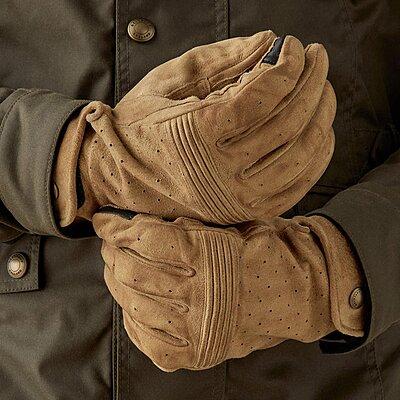 Gants Belstaff Montgomery sand