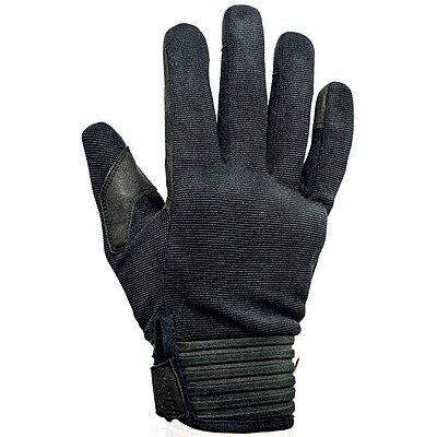 Gants Helstons Simple hiver textile noir
