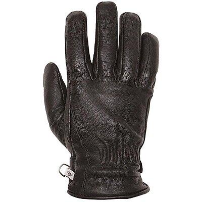 Gants Helstons Mirage cuir noir