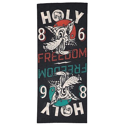 Tour de cou moto Holy Freedom Wolf, Primaloft