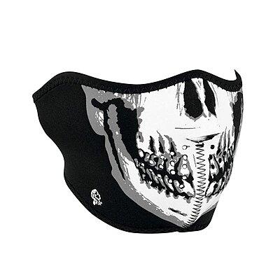 Masque biker Skull Face
