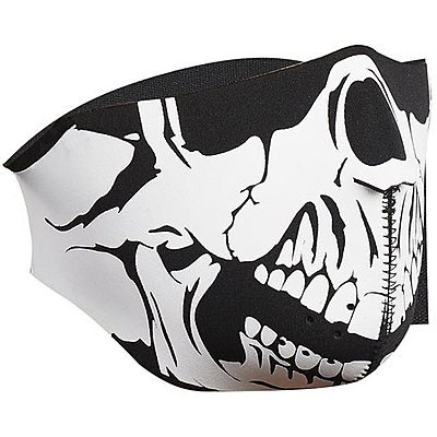 Masque 4Square Skull