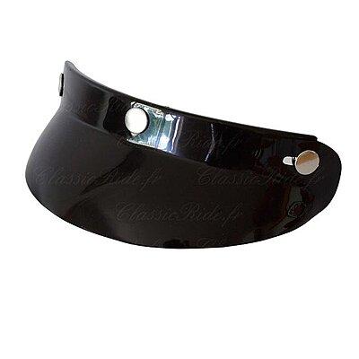 Casquette noire pour casque à pressions