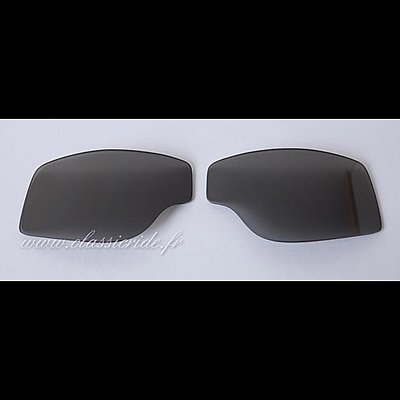 Oculaires Fumés pour  Goggle Aviator T1 T2 et T3