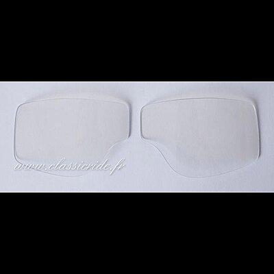 Oculaires Incolore pour  Goggle Aviator T1 T2 et T3