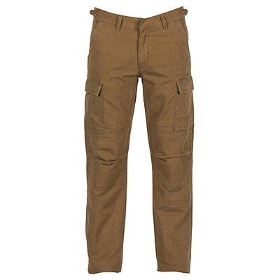 Pantalon Helstons Cargo coton Armalith kaki