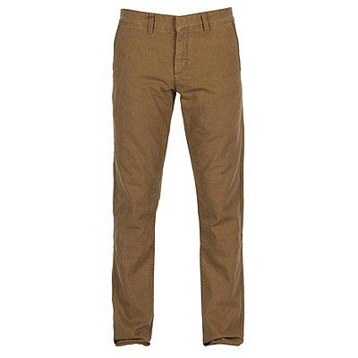 Pantalon Helstons  Chino toile coton Armalith kaki