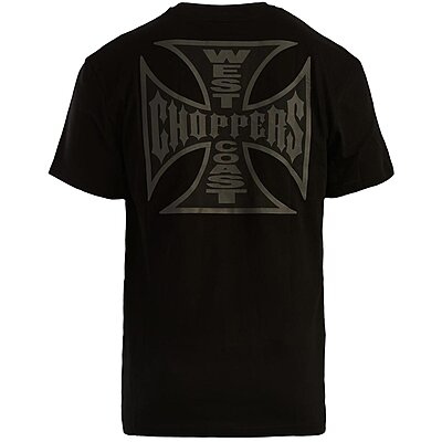 Tee shirt West Coast Choppers OG black Label
