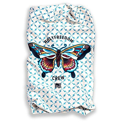 Tour de cou moto Holy Freedom Butterfly stretch