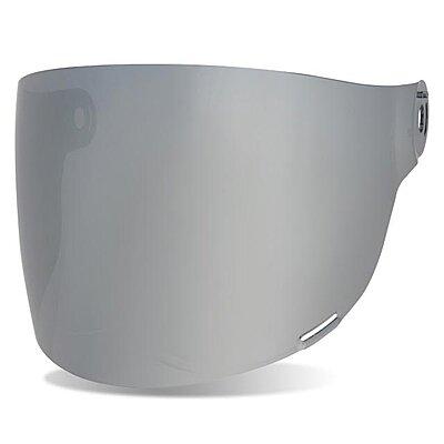 Visière casque BELL Bullitt - Flat Silver - Miroir Argent