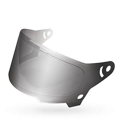 Visière Bell Eliminator shield dark silver iridium