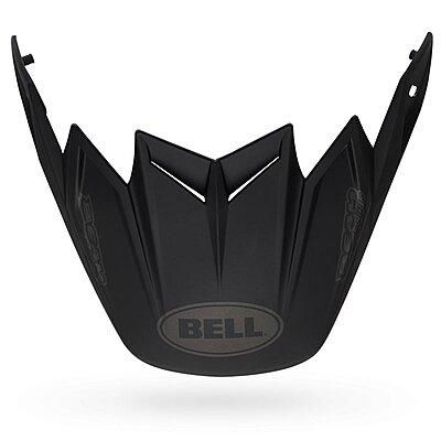 Visière Bell Moto 9 Flex Visor matte syndrome black