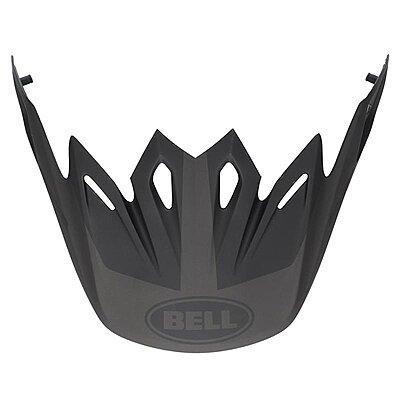 Visière Bell Moto 9 Visor intake matte black